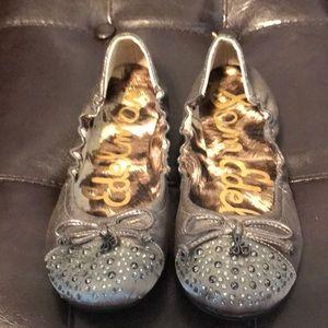 Sam Edelman slip on shoes girls size 3 1/2m
